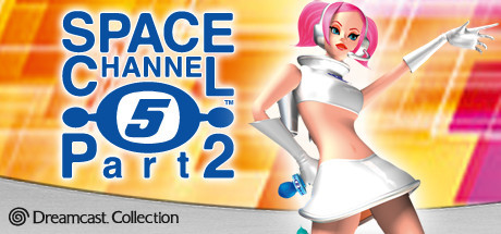 Cover for Space Channel 5: Part 2.
