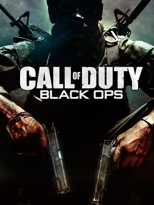 Cover for Call of Duty: Black Ops.