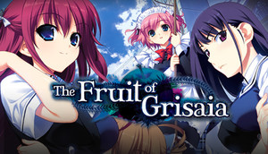 Cover for The Fruit of Grisaia.