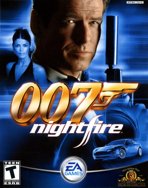 Cover for 007: Nightfire.