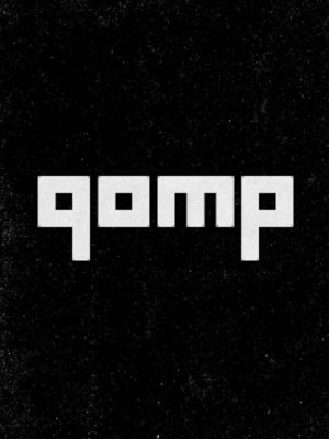 Cover for qomp.