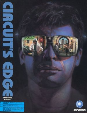 Cover for Circuit's Edge.