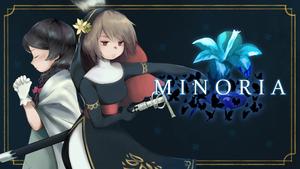 Cover for Minoria.