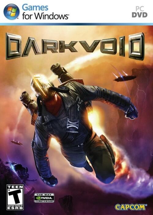 Cover for Dark Void.