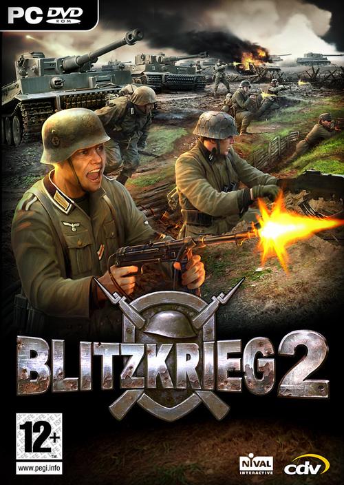 Cover for Blitzkrieg 2.