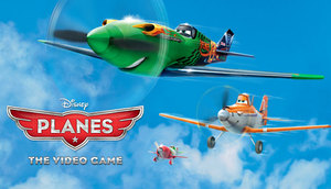 Cover for Planes.