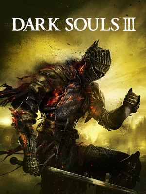Cover for Dark Souls III.