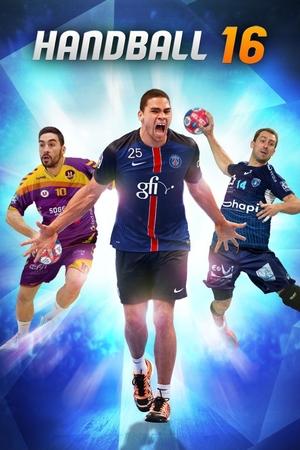 Cover for Handball 16.