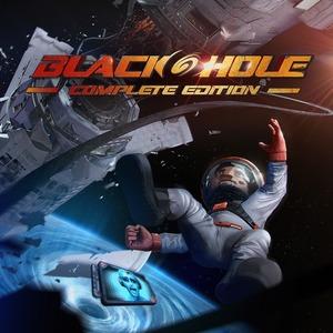 Cover for Blackhole.