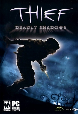 Cover for Thief: Deadly Shadows.