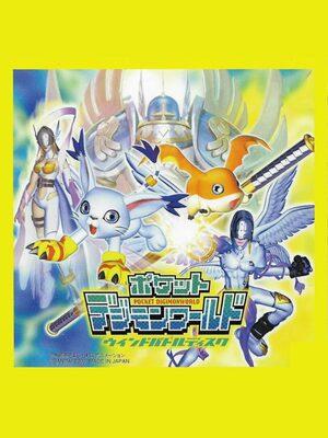 Cover for Pocket Digimon World: Wind Battle Disc.