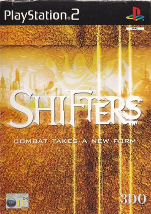 Cover for Shifters.