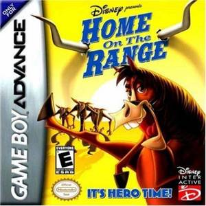 Cover for Disney's Home on the Range.