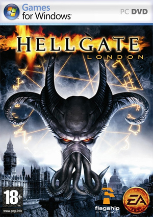 Cover for Hellgate: London.