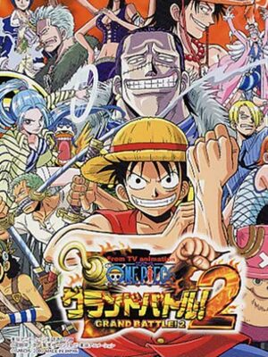 Cover for From TV Animation: One Piece Grand Battle! 2.