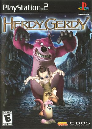 Cover for Herdy Gerdy.