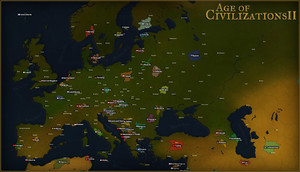 Cover for Age of Civilizations II.