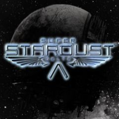 Cover for Super Stardust Delta.