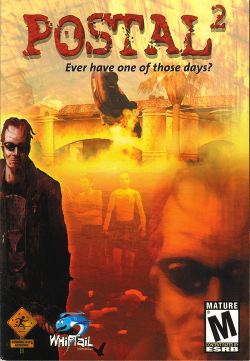 Cover for Postal 2.