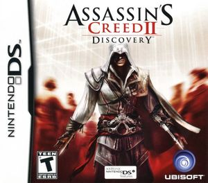 Cover for Assassin's Creed II: Discovery.