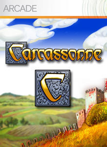 Cover for Carcassonne.