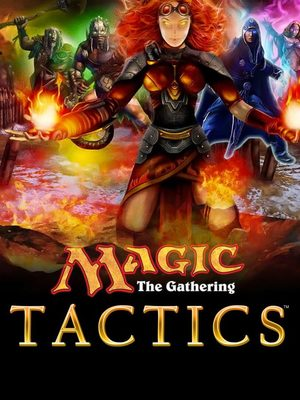 Cover for Magic: The Gathering – Tactics.