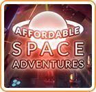 Cover for Affordable Space Adventures.
