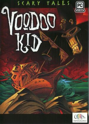 Cover for Voodoo Kid.
