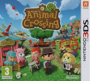 Cover for Animal Crossing: New Leaf.