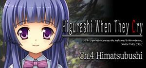 Cover for Higurashi When They Cry Hou - Ch.4 Himatsubushi.