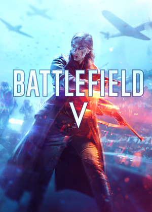 Cover for Battlefield V.