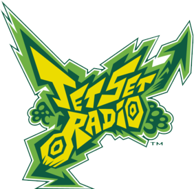 Cover for Jet Set Radio.
