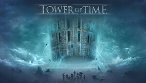Cover for Tower of Time.