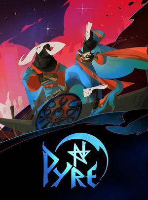 Cover for Pyre.