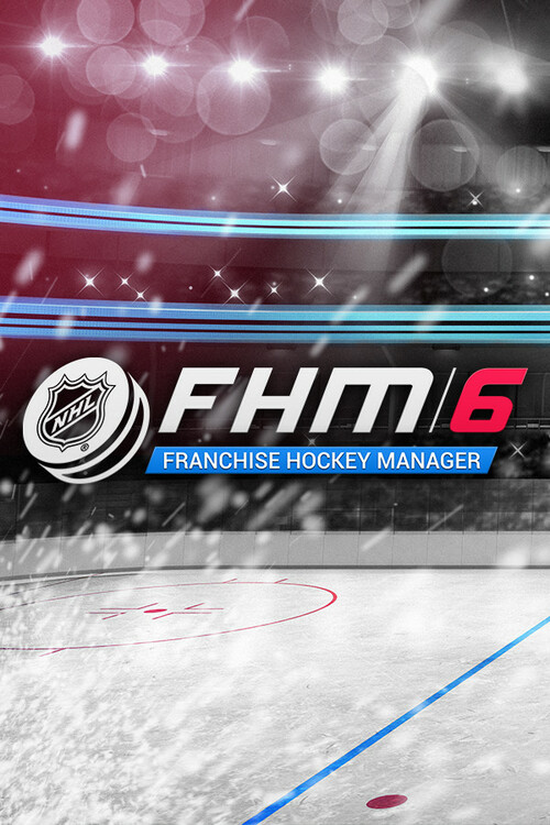 Cover for Franchise Hockey Manager 6.