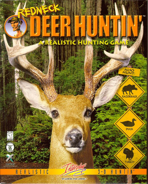Cover for Redneck Deer Huntin'.
