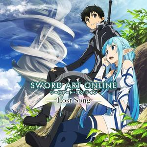 Cover for Sword Art Online: Lost Song.