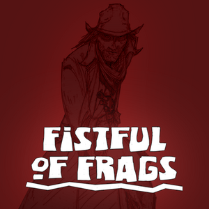 Cover for Fistful of Frags.