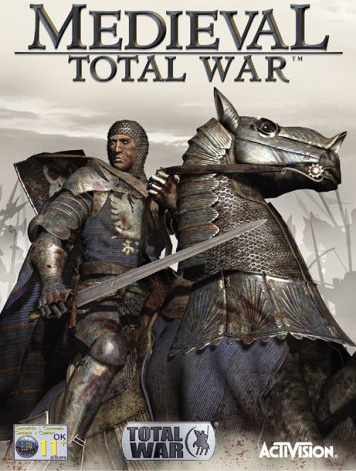 Cover for Medieval: Total War.