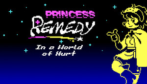 Cover for Princess Remedy in a World of Hurt.