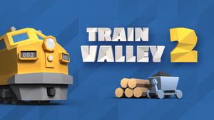 Cover for Train Valley 2.