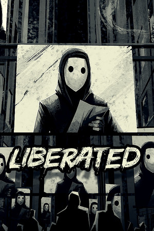 Cover for Liberated.