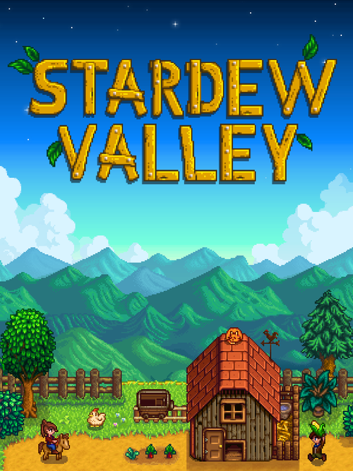 Cover for Stardew Valley.