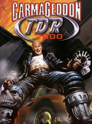 Cover for Carmageddon TDR 2000.