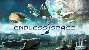 Cover for Endless Space.