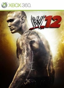 Cover for WWE '12.