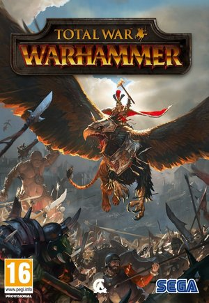 Cover for Total War: Warhammer.