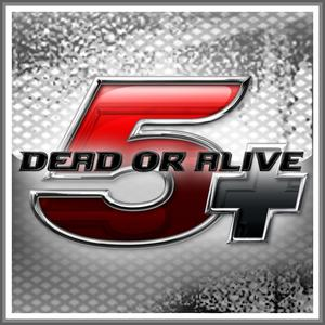 Cover for Dead or Alive 5 Plus.