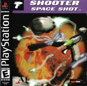 Cover for Shooter: Space Shot.
