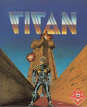 Cover for Titan.
